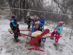 "Exploration Friends ""flying "" to warmer weather!"